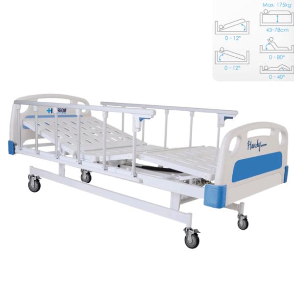 cama el ctrica 5 posiciones hospital c3238 2 handy