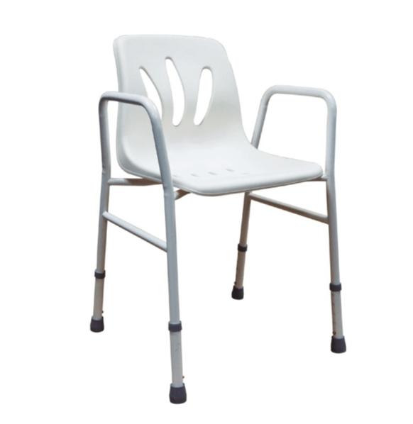Silla para ducha simple silla de ducha en aluminio with - Sillas para la ducha ...